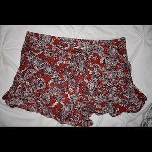 Tilly's Shorts (Full Tilt)